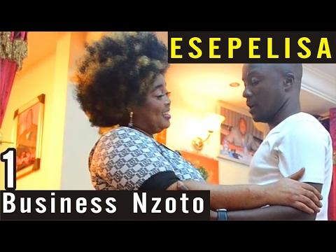 Business Nzoto VOL 1 - Nouveau Theatre Congolais 2016 - Mayonaise - Esepelisa - film congolais