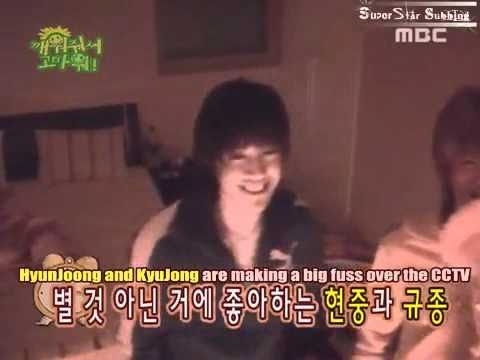 SS501 Thank You For Waking Me Up - ep 3 [2-3] eng sub