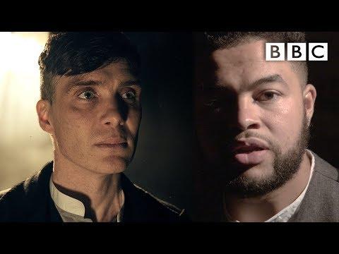 Rapper-poet recaps BBC's gangster series Peaky Blinders