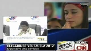 Chávez logra tercera reelección en Venezuela