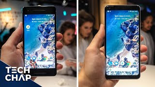 Google Pixel 2 vs Pixel 2 XL - Which Should You Buy? | The Tech Chap