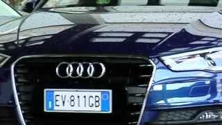 Da Verona a Bolzano con Audi A3 Sportback g-tron