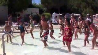 Danse de l'été 2013 Campéole Clairefontaine