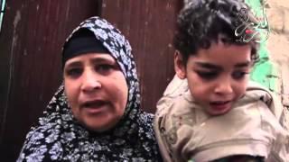 فيديو.. والدة طفل مصاب بـ«شلل دماغي» تطالب مسؤولي الإسكندرية بمساعدته