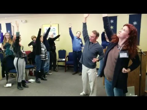 """Michael Curtis """"How to Bow"""" Sunday 2016-01-24 at UUCGC"""