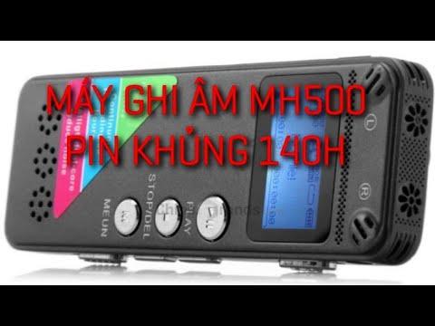 Máy Ghi âm Chuyên Nghiệp MH500 - Máy Ghi âm - Thiết Bị Ghi âm - Máy Ghi âm Mini