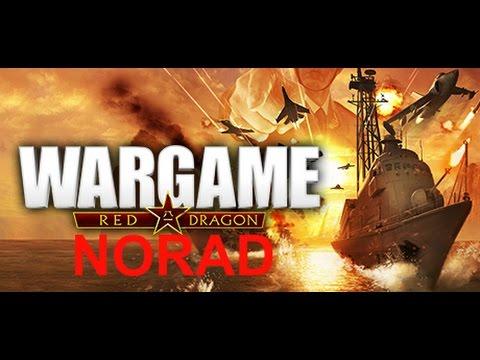Wargame red dragon NORAD 1v1
