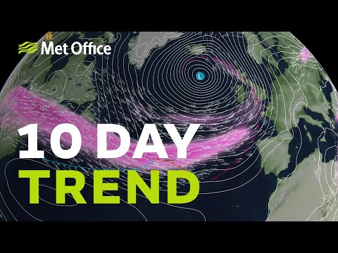 10 Day Trend – Halfway Through Winter, Any Change? 08/01/20