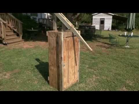 How To Build And Use A Hand Baler