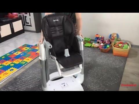 Краткий обзор детского стульчика для кормления Nuovita Fantasia .