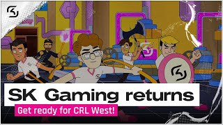 Get Ready for CRL West 2020! #CRLWest #SKINGDOM