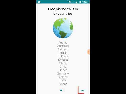 HOW TO MAKE FREE CALL 27 COUNTRIES LANDLINE \u0026 MOBILE
