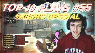 THE MOST INSANE #RedRC CLIPS!! (Top 10 Plays #55)
