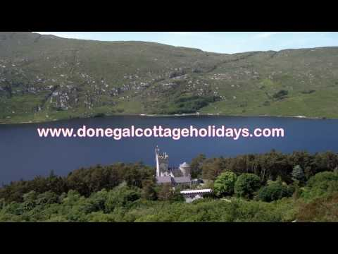 Glenveagh National Park  and Castle County Donegal