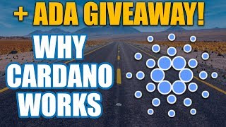 Why Cardano Works (2019 ADA Update)   Plus ADA GIVEAWAY