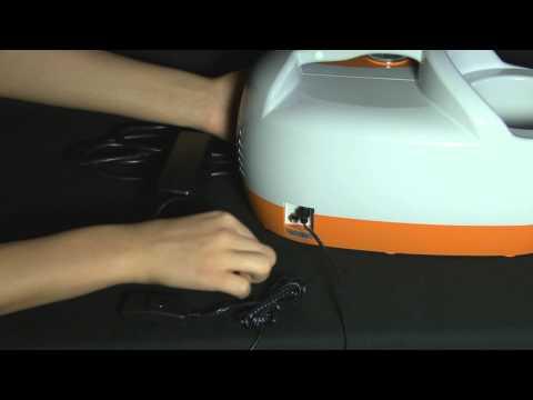 Vac-Plus 605 Suction Unit Instructional