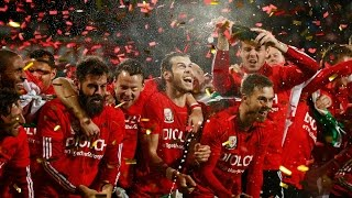 Wales: a football nation reborn – Euro 2016
