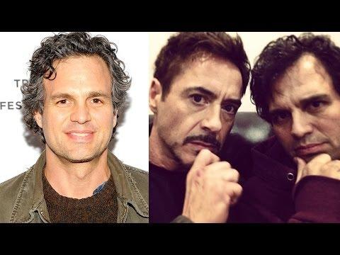 Mark Ruffalo In Trouble Over Avengers 2 Pics