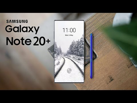 Samsung Galaxy Note 20 Plus - Very Big Changes