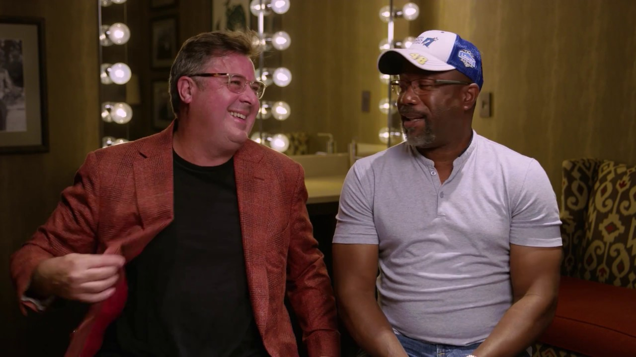 Darius Rucker For The First Time Qa W Vince Gill