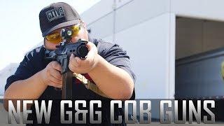 New G&G CQB Blasters! - Airsoft GI