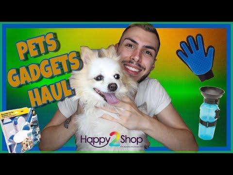 GADGETS ΓΙΑ ΚΑΤΟΙΚΙΔΙΑ +GIVEAWAY feat. BOUMBISK (HAPPY2SHOP)