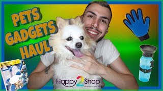 GADGETS ΓΙΑ ΚΑΤΟΙΚΙΔΙΑ +GIVEAWAY feat. BOUMBISK (HAPPY2SHOP)