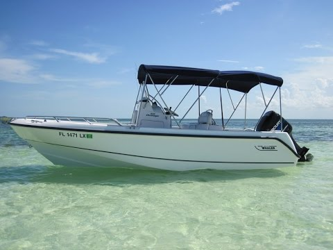 [UNAVAILABLE] Used 2002 Boston Whaler 21 Outrage in Miami, Florida