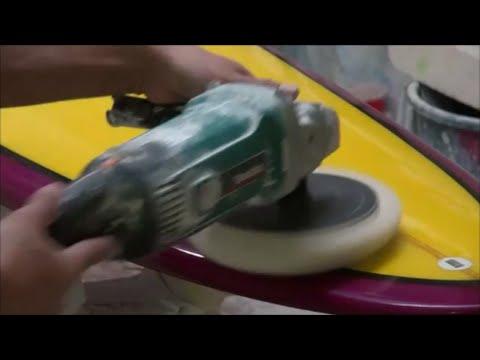 Surfboard Polish