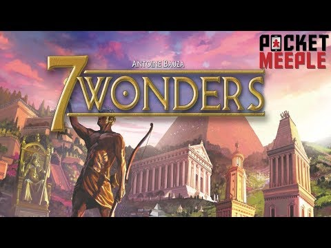 7 Wonders (iOS) - Pocket Meeple Plays