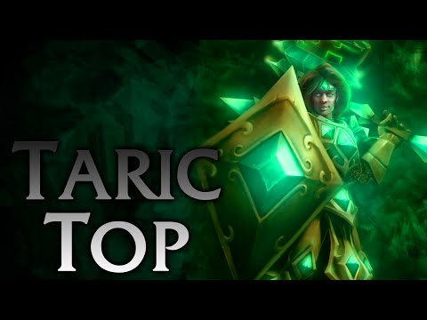 League of Legends | Emerald Taric Top - Full Game Commentary