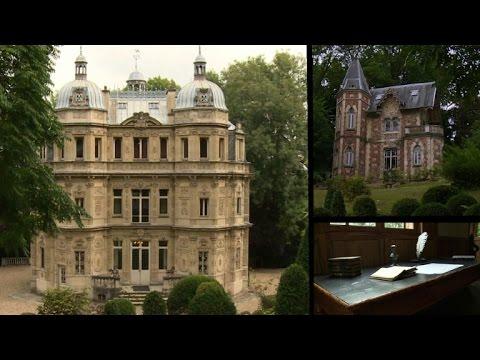 """Le château d'Alexandre Dumas, un petit """"paradis"""" qui prend l'eau"""