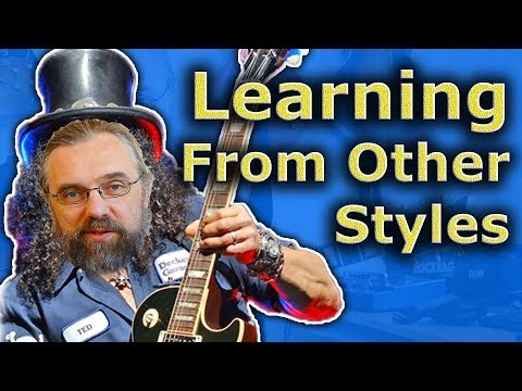 3 Important Things To Learn From Other Styles