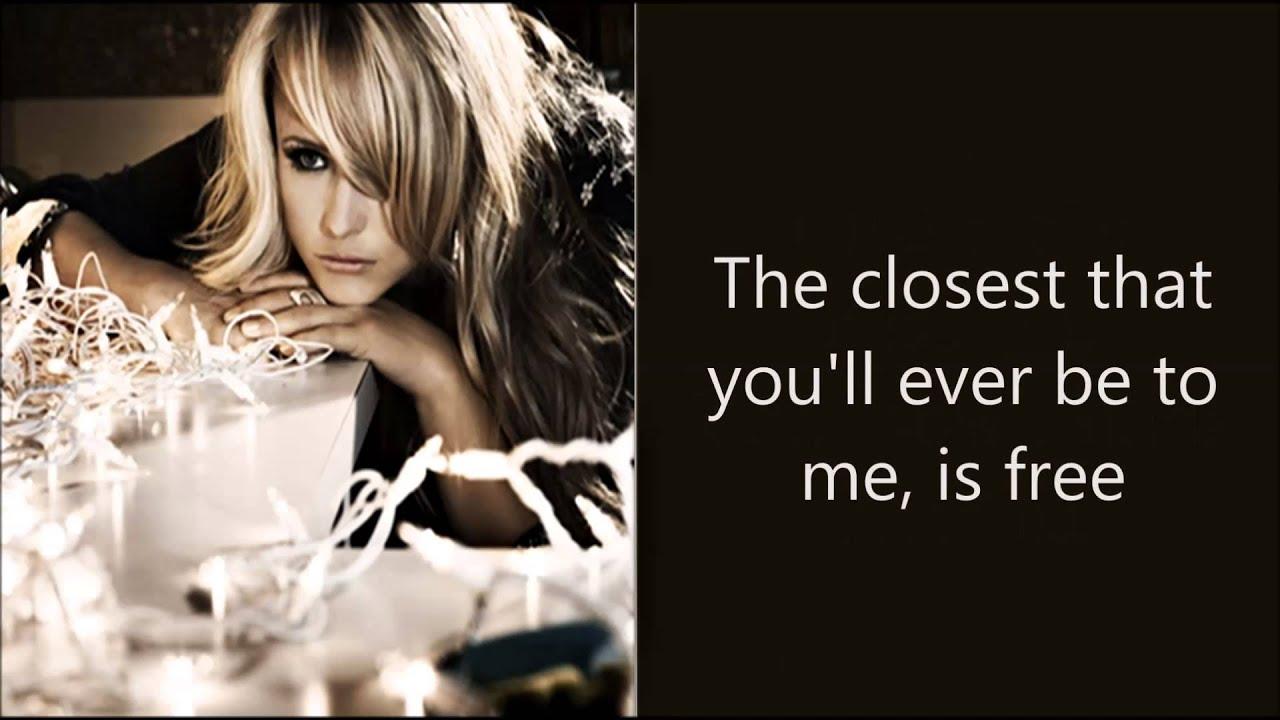I Just Really Miss You Miranda Lambert Youtube