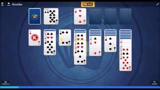 Microsoft Solitaire Collection - Klondike September 20 2015