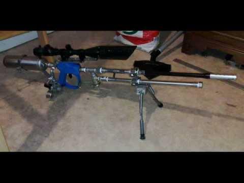 How To Make A Homemade Airsoft Rifle 98