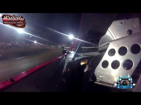 #Pink Brannon Knight - Kajun Mini Stock - 2-18-17 Winchester Speedway - In-Car Camera