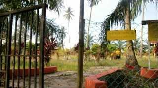 Tanah perkuburan Islam @ Hutan Melintang