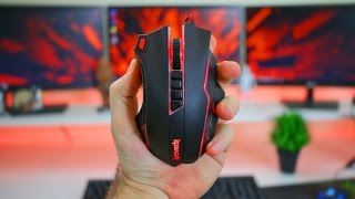 Best Mouse Yet?  - Redragon Titanoboa 2 (M802)