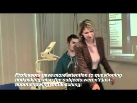 Exchange Students's experiences at Nipissing University
