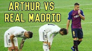 Arthur vs Real Madrid - La Liga 2018-19
