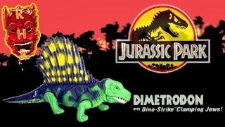 Jurassic Park Toys (JP Series 1) - Dimetrodon Review