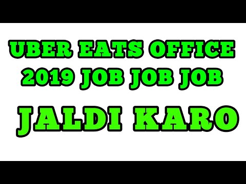 Uber eats office address 2019 nagpur || JOB JOB 2019 INDIA #shahrukhkhannagpur #2019 #jobs