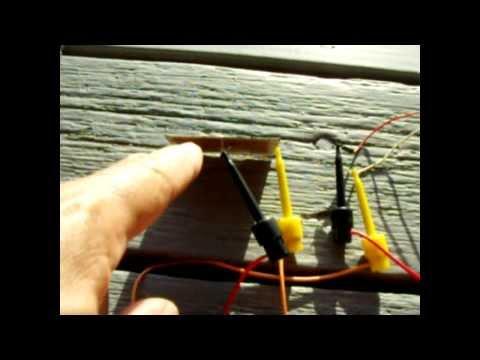 12 lead high voltage motor hook up
