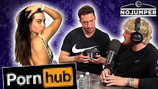 Mike and Logan Paul Give Opinions on Lana Rhoades' Adult Scenes
