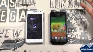 Обзор Huawei Ascend G500 и G600