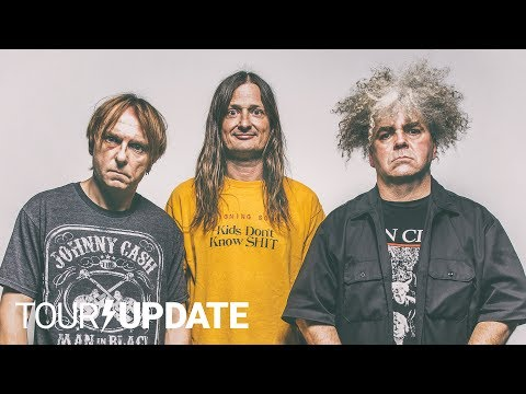 Melvins Do What They Want | Tour Update