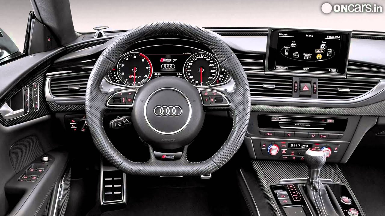 2013 naias audi rs7 sportback youtube. Black Bedroom Furniture Sets. Home Design Ideas