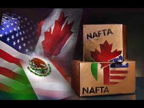 Alianzas Comerciales: NAFTA / North American Free Trade Agreement [IGEO.TV]