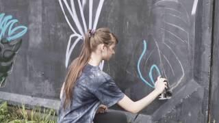 Видео с уроков. Как рисовать граффити. Поэтапно и сперва карандашом на бумаге